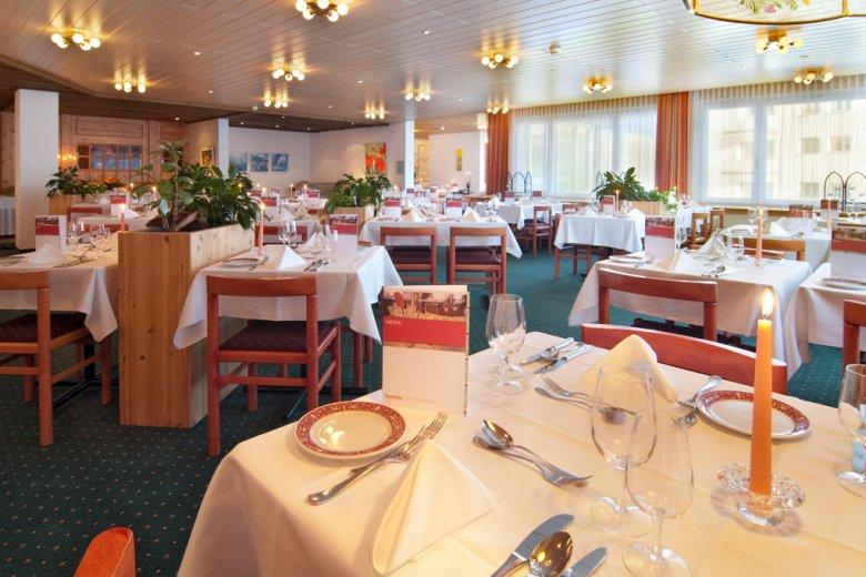 Hotel Sunstar Davos Restaurant