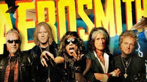 Concert Aerosmith in Sofia - Bulgaria