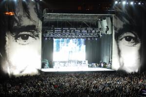 concert Rod Stewart in Viena