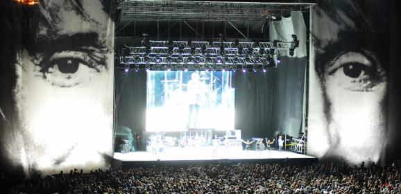 Concert Rod Stewart in Viena luna iulie