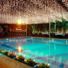 Cazare de lux Grecia Hotel Les Lazaristes Domotel