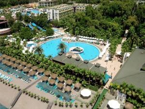 Concediu Turcia Delphin Botanik Hotel 5 stele all inclusive