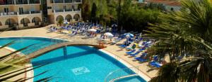 Vacanta Zakynthos Majestic Hotel 4 stele all inclusive