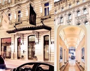 Revelion 2015 Budapesta cu 79 euro Hotel Nemzeti 4 stele