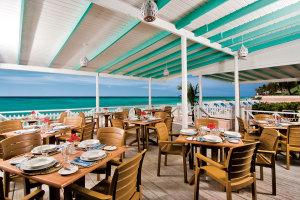 Butterfly Beach Hotel Terasa