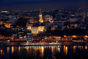 City Break Belgrad Serbia