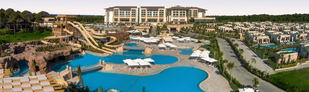 Hotel Regnum Carya Golf & Spa Resort