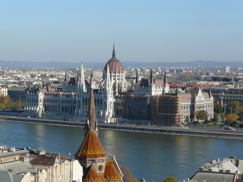 City Break in Budapesta – Hotel Belvedere