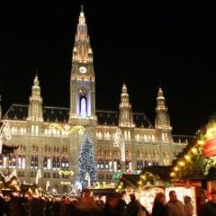Piata de Craciun din Viena 2013