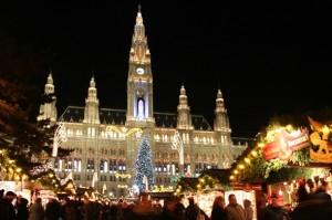 Tirgul de Craciun din Viena 2013