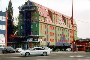 Hotel Polus Budapesta