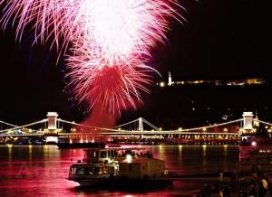 Revelion Budapesta 2014