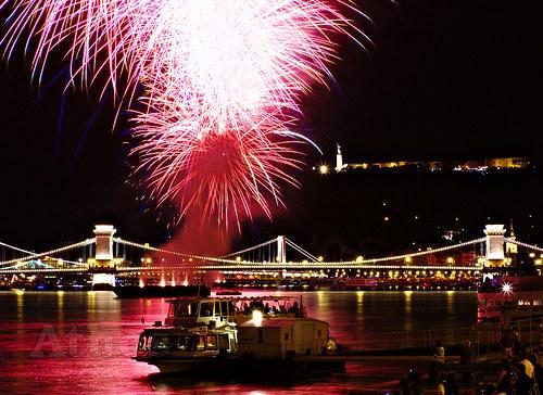 Revelion Budapesta 2013