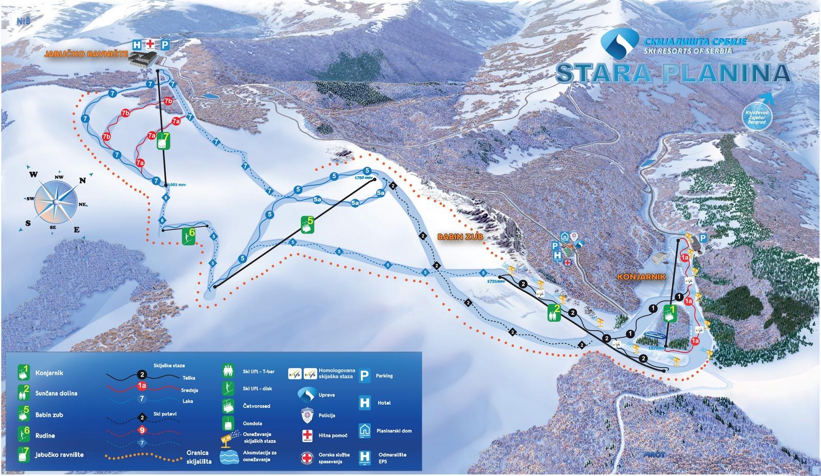 Oferta ski Kopaonik | calatorescu.ro
