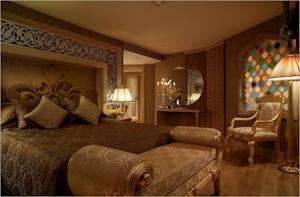 Interior camera Hotel Mardan Palace din Antalya