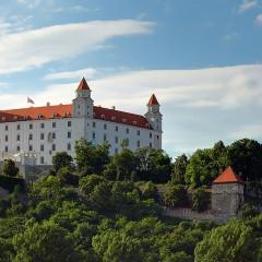 City Break Bratislava de 1 Mai