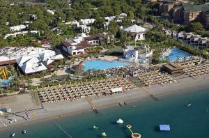 Vacanta Turcia Simena Hotel Village luna mai 2014