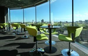 Vedere panoramica Lindner Hotel Gallery Bratislava