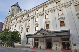 Weekend de lux Hilton Budapesta 5 stele la sfarsitul lunii iunie