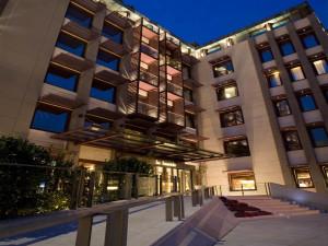 Cazare de lux Grecia Hotel Les Lazaristes Domotel 5 stele demipensiune