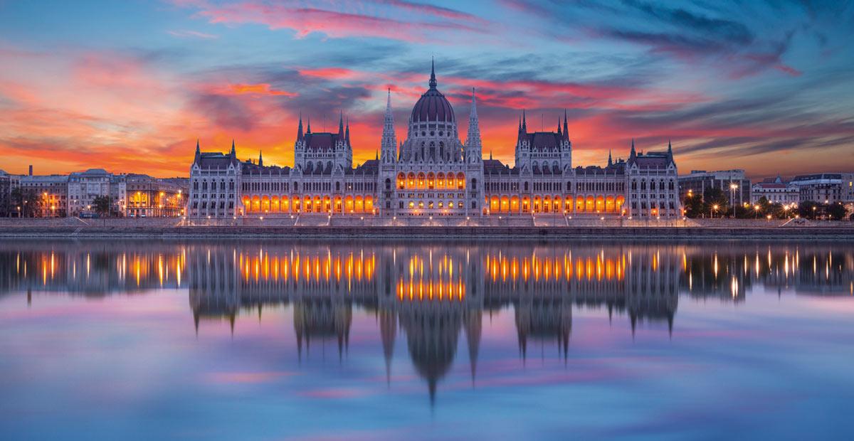 City Break Budapesta luna August