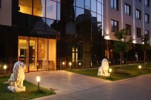 Hotel Lions Garden city break Budapesta