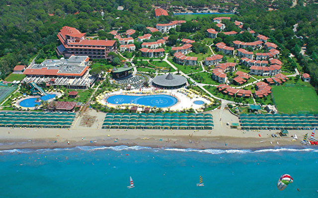 Oferta Turcia Simena Hotel Village 5 stele ultra all inclusive