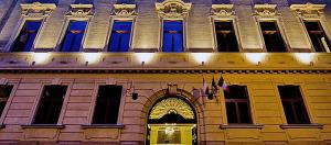 Hotel Palazzo Zichy 4 stele Budapesta