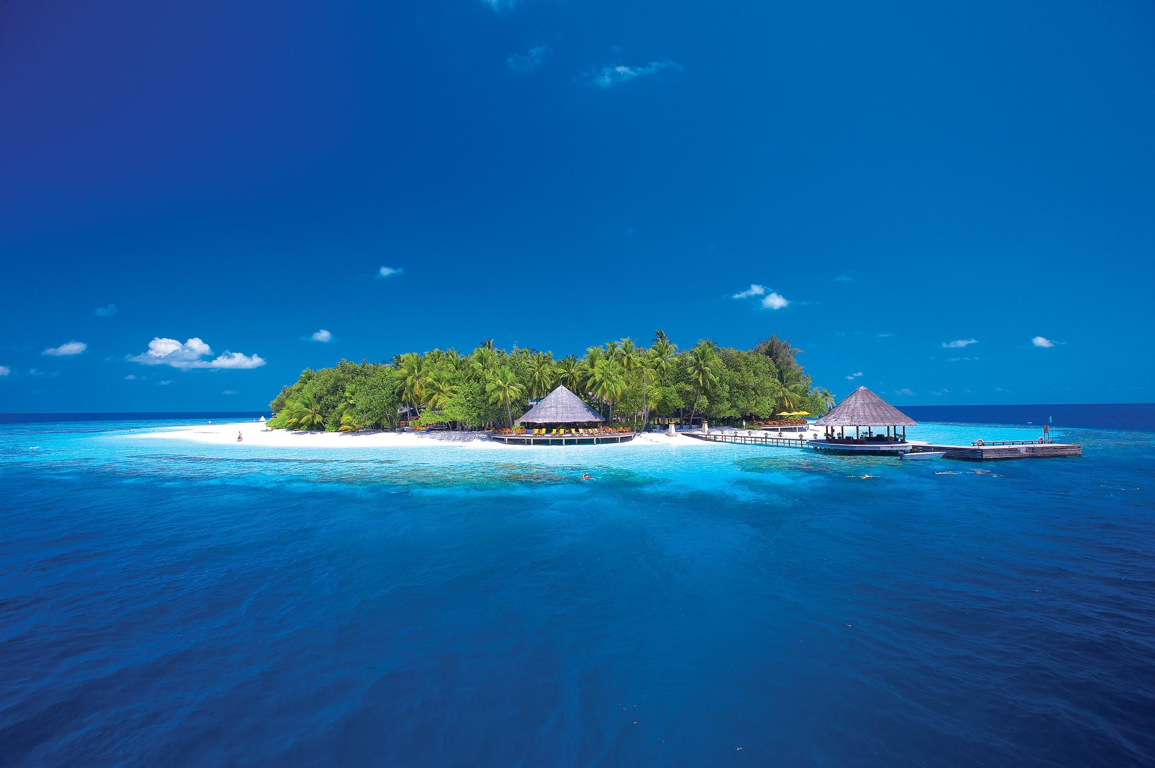 Revelion in Maldive
