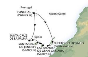 Croaziera Madeira