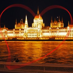 Valentines Day in Budapesta cu 25 de euro