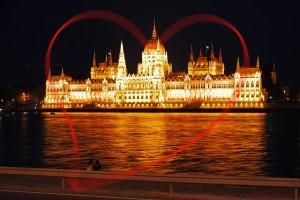 Valentines Day in Budapesta cu 25 de euro persoana