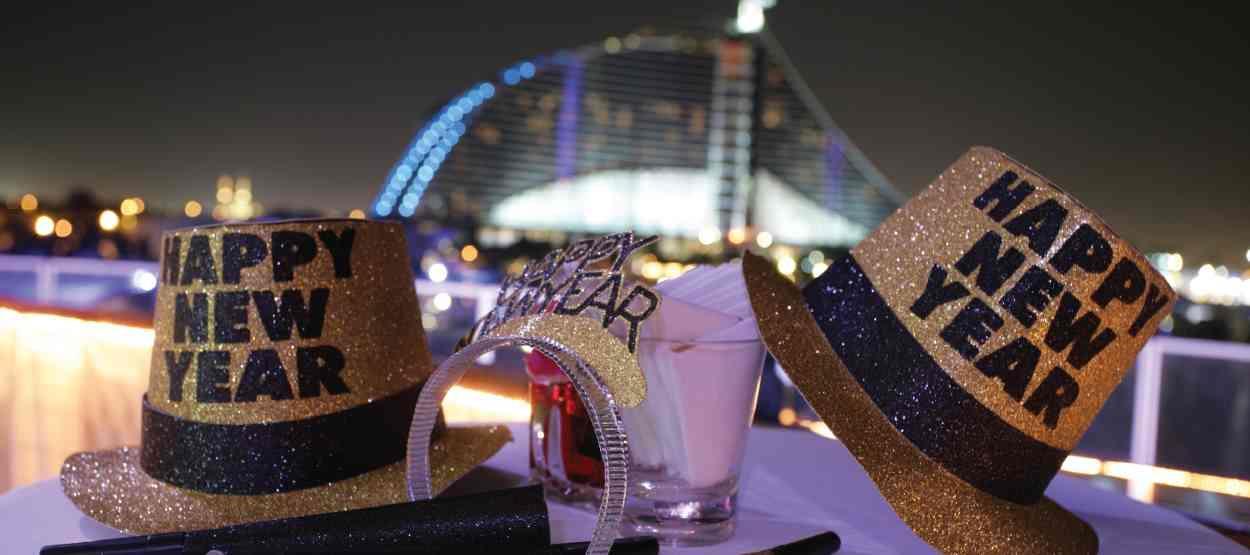 Revelion 2016 DUBAI