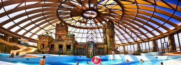 Valentines la Aquaworld Resort Budapest
